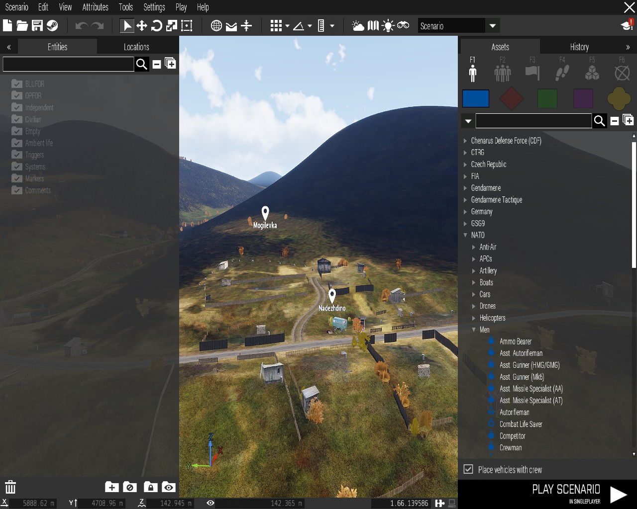 Arma 3 how to create map config